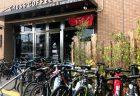 チャリンコエリア千駄ヶ谷-外苑。narifuri(ナリフリ)、Rapha(ラファ)あたりをロードバイクで。