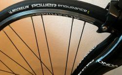 Michelin Power Endurance。相対的なやつかもしれないけれど良すぎるタイヤ。