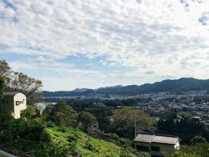 尾根幹-津久井湖-城山-穴川林道をロードバイクで