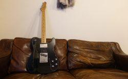 Fender Mexico Classic 72 Telecaster Custom